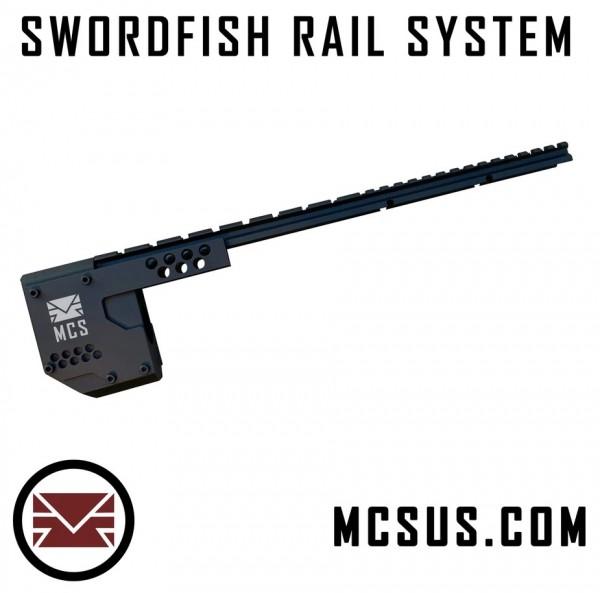 MCS - Swordfisch Rail System
